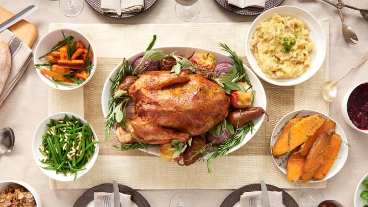 5 Healthy Eating tips to Survive the Holidays