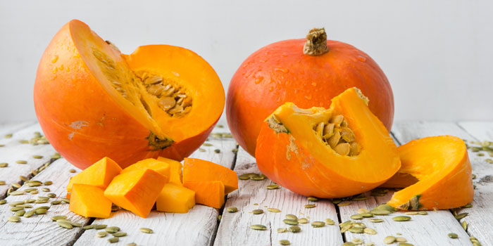 The Benefits of Eating Pumpkin this Fall